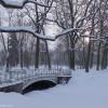 Зима в Александровском парке