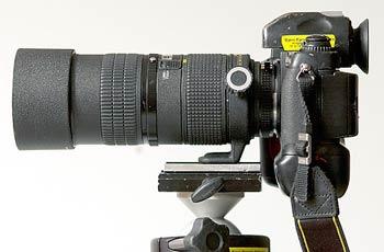 AF 70-180 mm f/4.5-5.6 ED Micro-Nikkor
